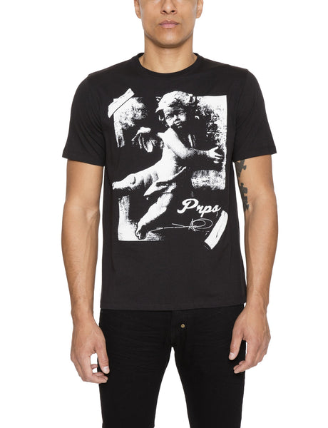 Photographic Cherub Tee