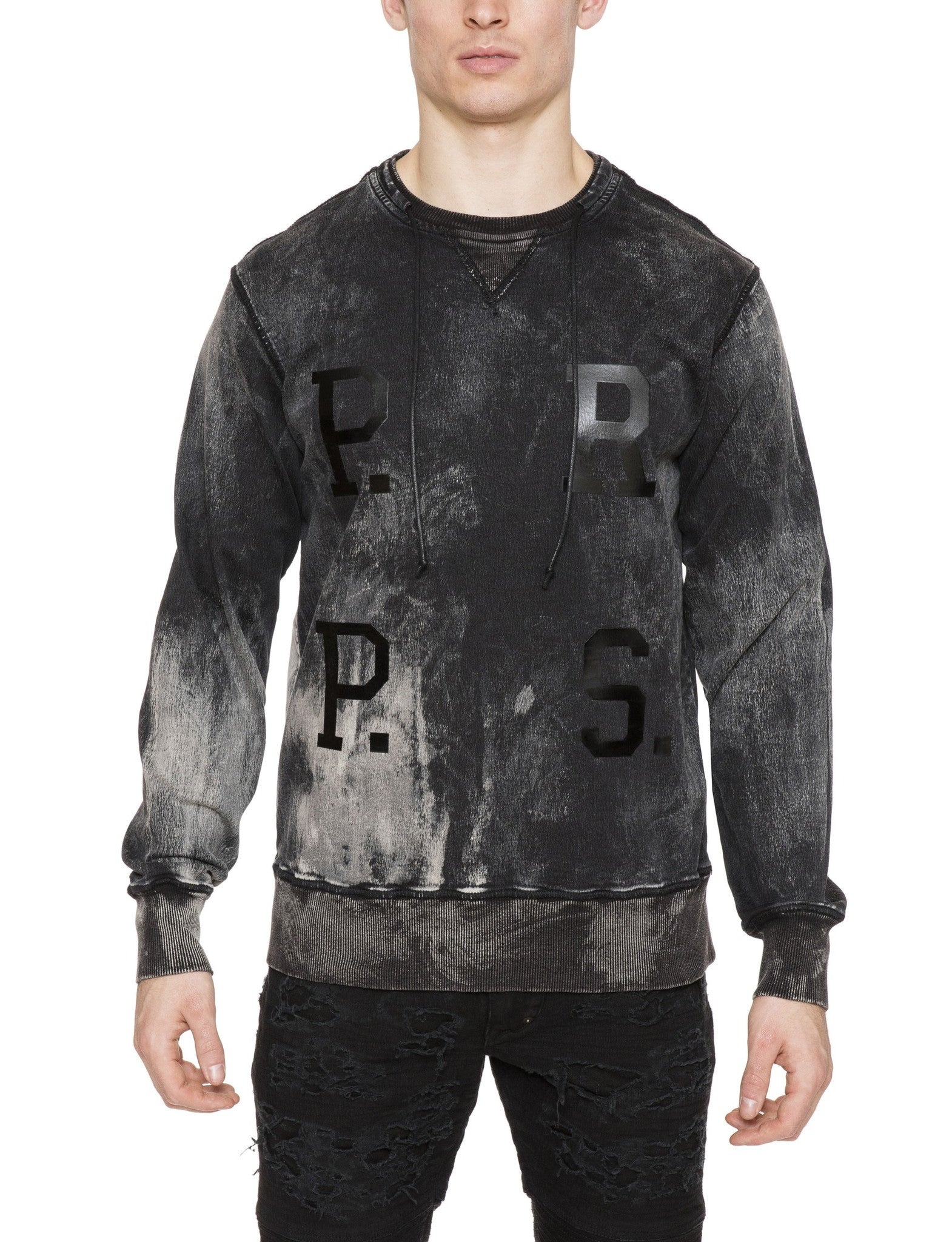 Heavy Washed Pullover