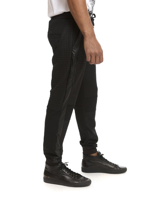 Prps | Paneled Drop Crotch Sweats - Pant