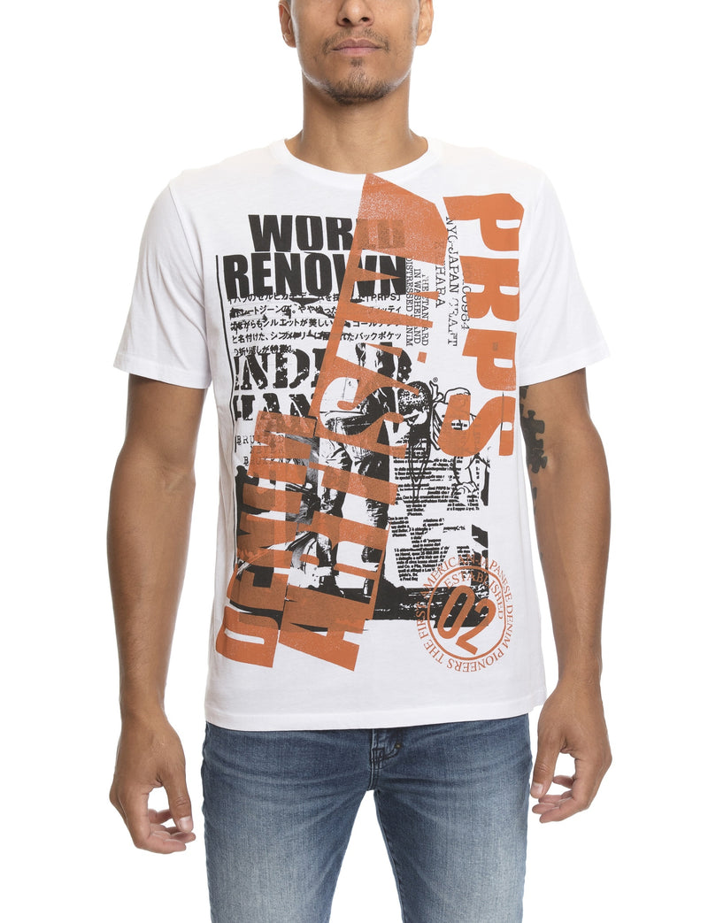 Prps | World Renown Tee - Tee