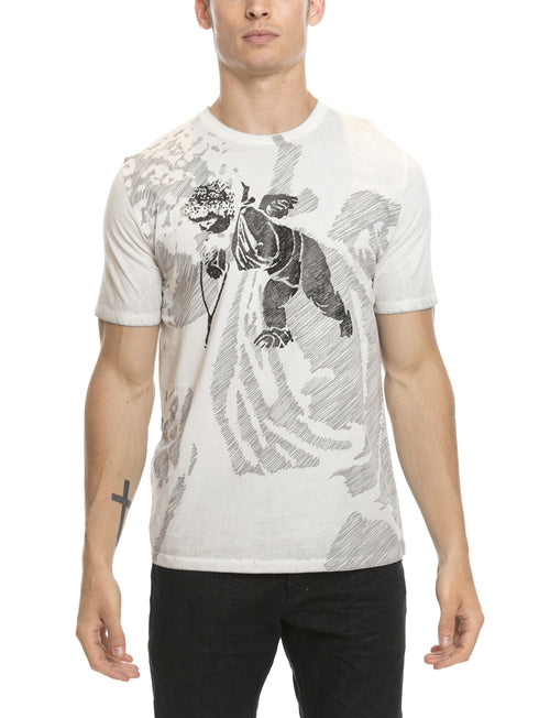 Prps | Superimposed Double Cherub Tee - Tee