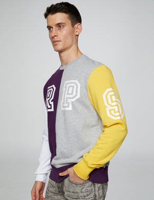 Prps - Colorblock Pullover - Hoodies & Sweaters - Prps