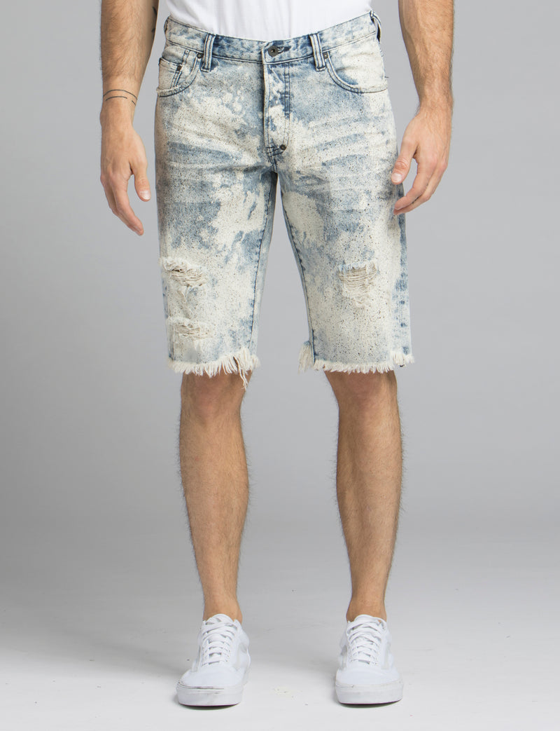 Heavy Wash Shorts