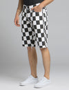 Prps - Checker Board Shorts - Shorts - Prps