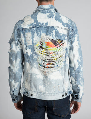 Prps - City Scapes Denim Jacket - Jacket - Prps