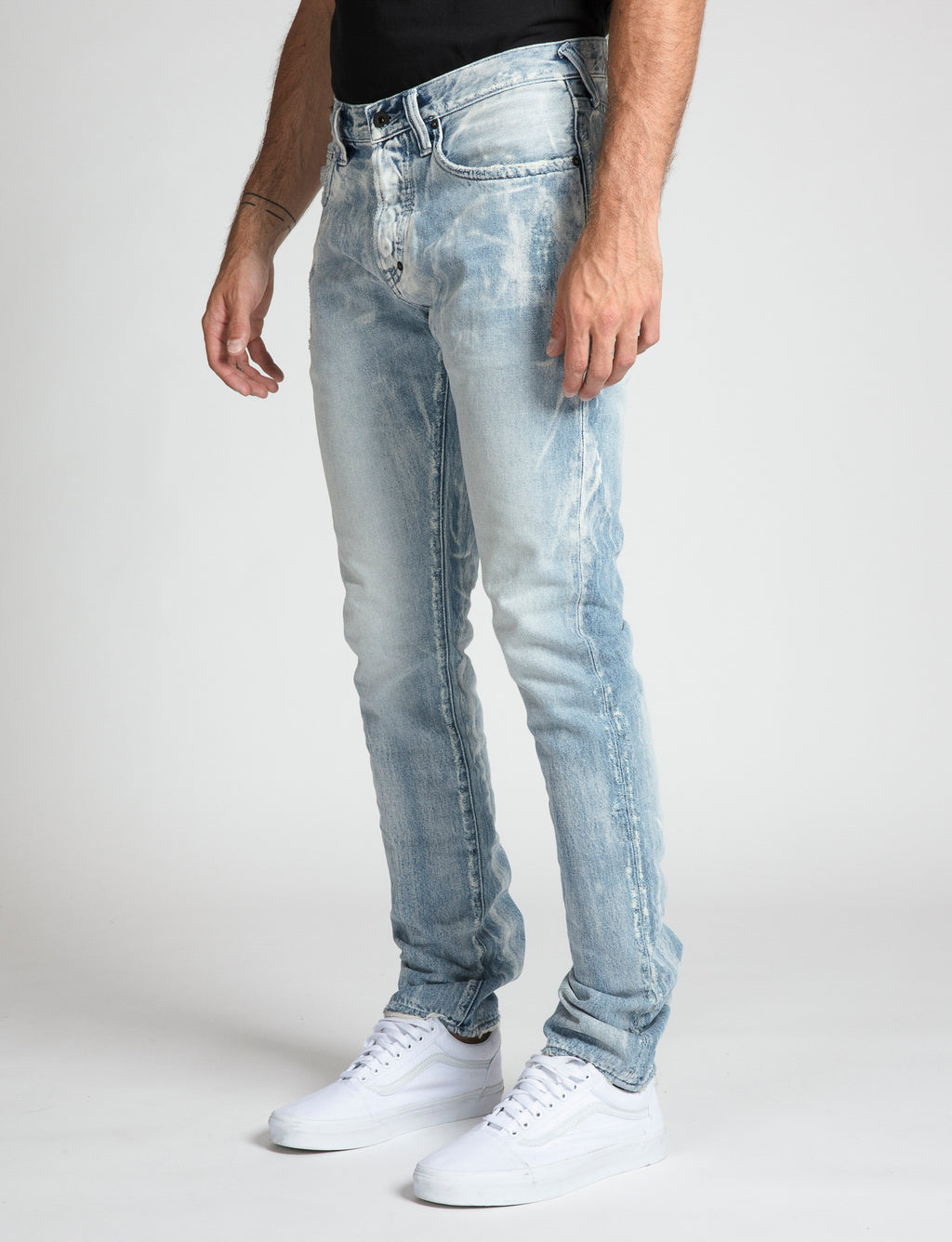Prps - Le Sabre - Calculate - Jeans - Prps