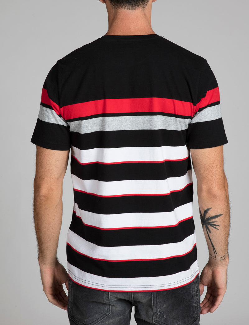Prps - Striped Tee - Tee - Prps