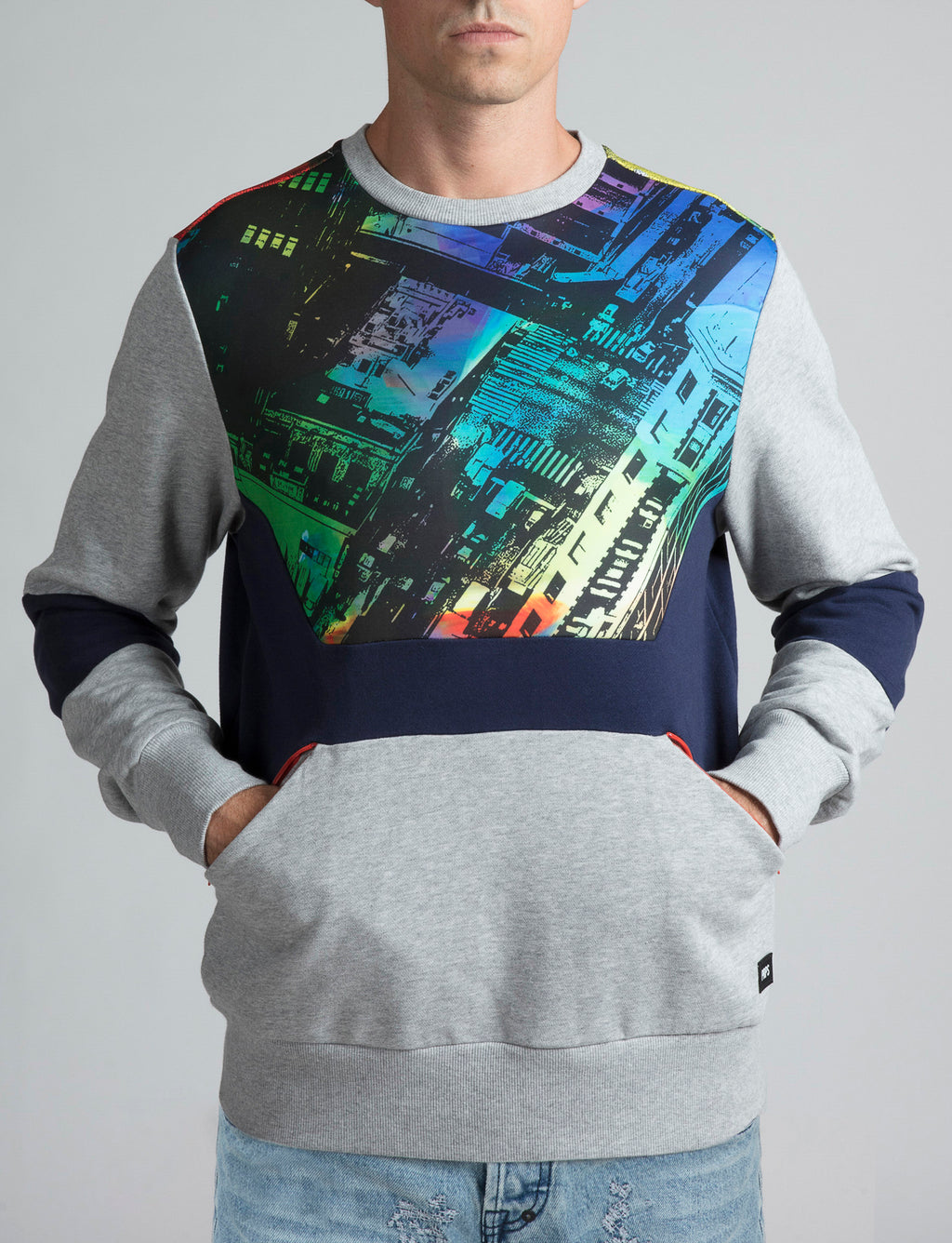 Prps - City Scapes Pullover - Hoodies & Sweaters - Prps