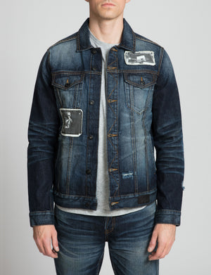 Prps x Miles Davis Denim Jacket