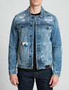 Prps - Cherub Burnout Denim Jacket - Jacket - Prps