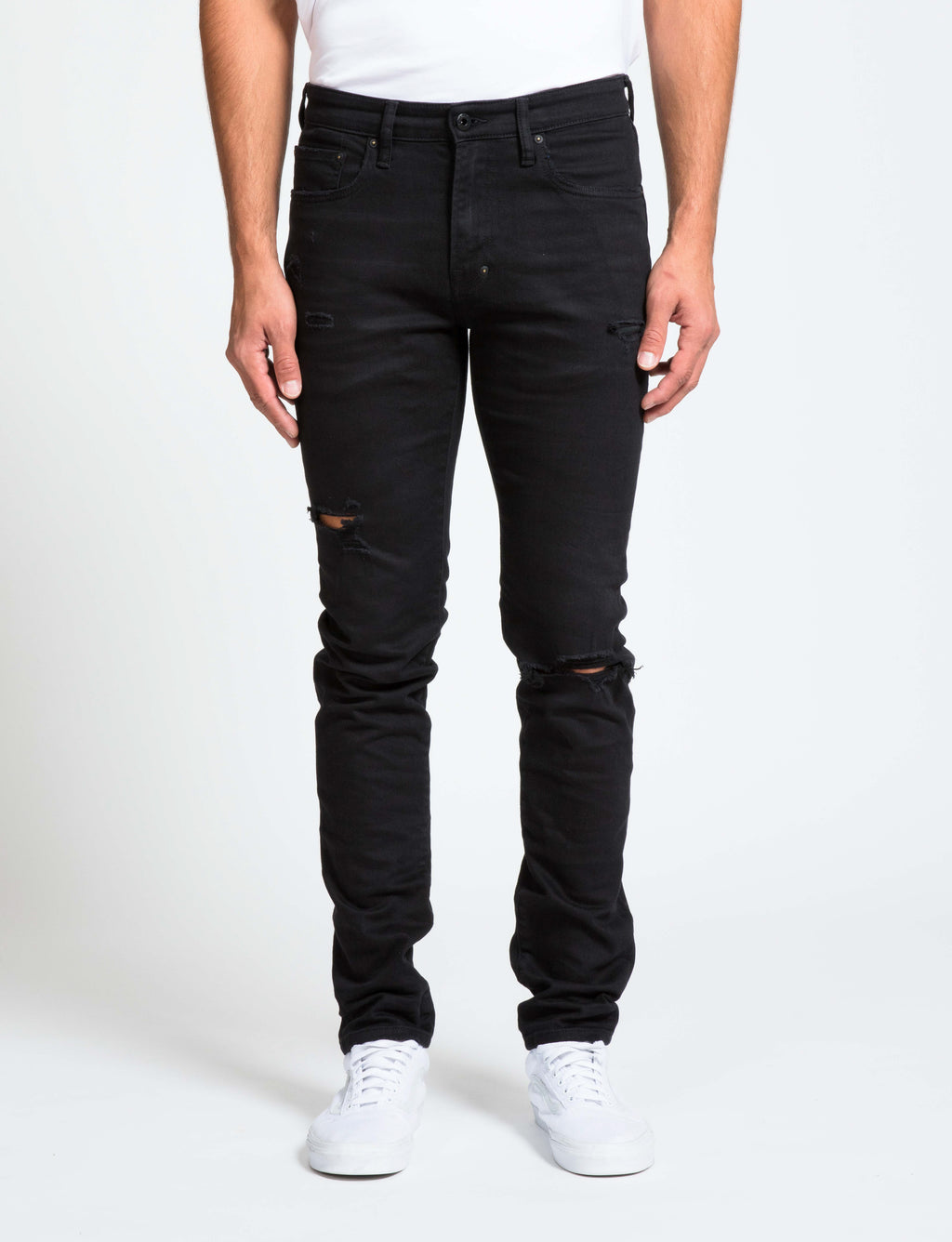 Prps - Windsor - Black 5 Pocket Twill - Pant - Prps