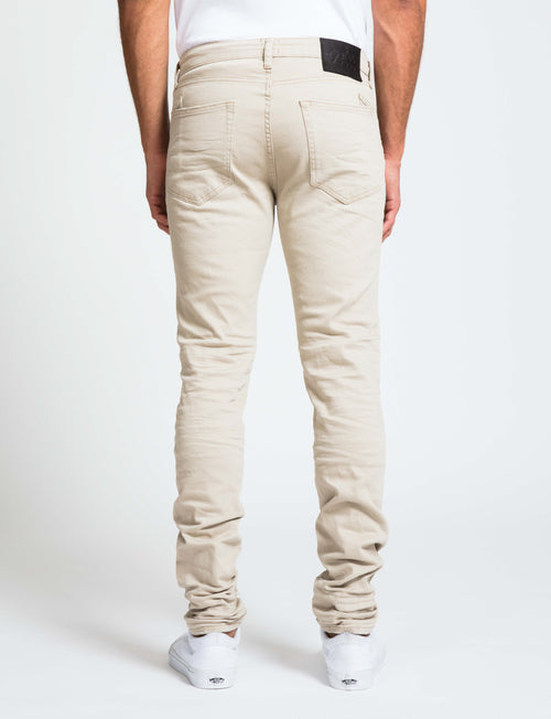 Prps - Windsor - Khaki 5 Pocket Twill - Pant - Prps