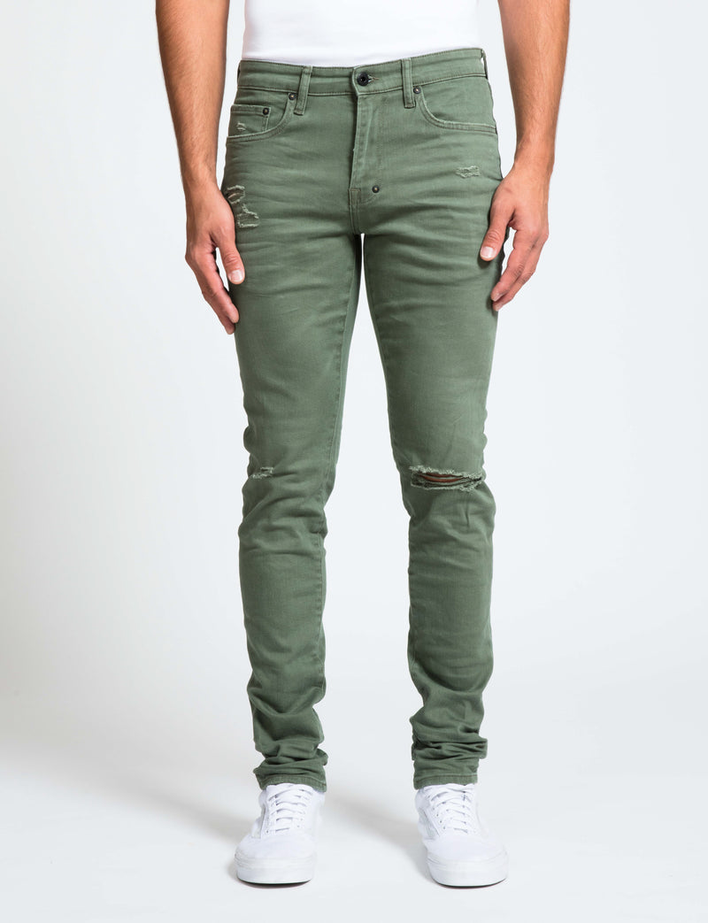 Windsor - Army 5 Pocket Twill
