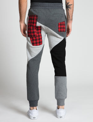 Patchwork Jogger