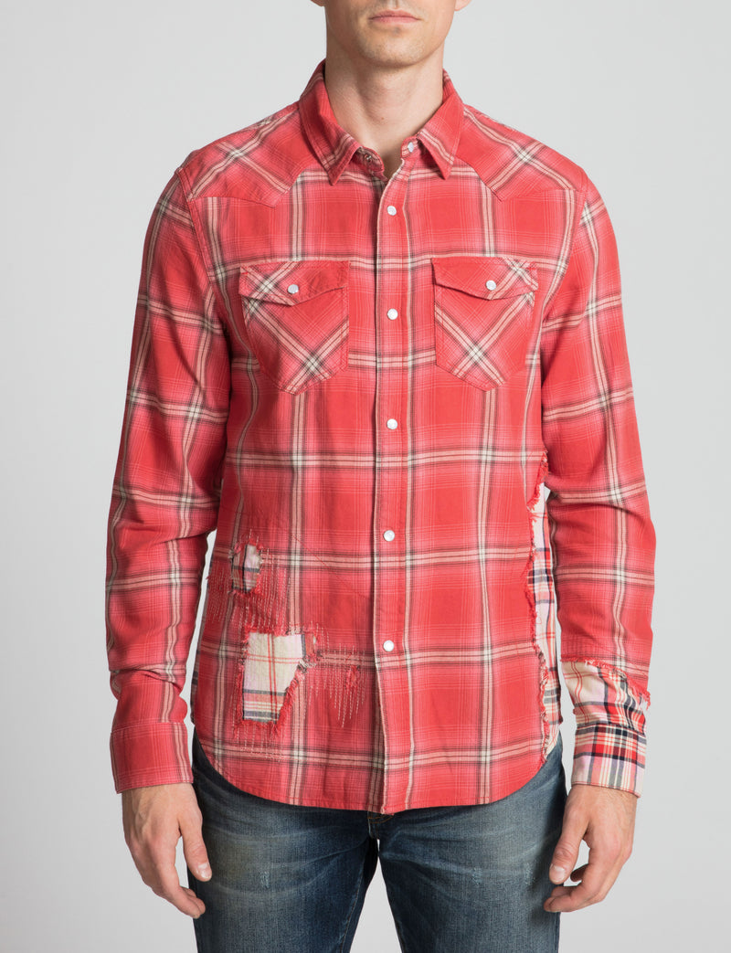 Prps - Plaid Button Down - Shirt - Prps