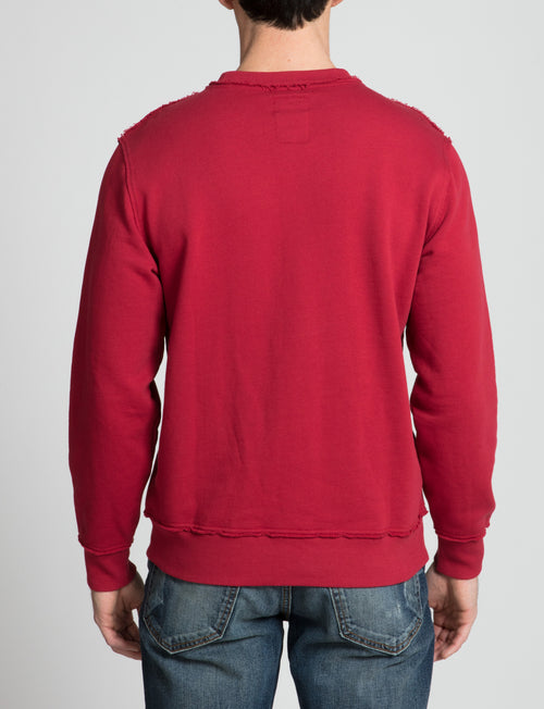 Prps - Partition Cherub Crewneck - Hoodies & Sweaters - Prps