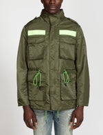 Prps - Prps x Jim Jones Military Jacket - Jacket - Prps