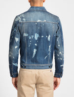 Prps - Painted Denim Jacket - Jacket - Prps