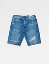 Prps - Ripped Jean Short - Shorts - Prps