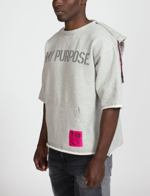 Prps - Prps x Jim Jones My Purpose S/S Hoodie - Hoodies & Sweaters - Prps