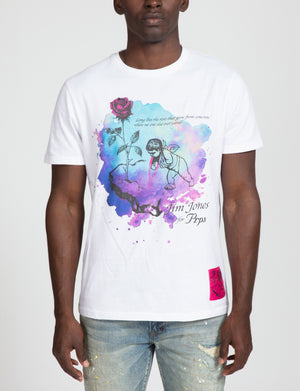 Prps - Prps x Jim Jones Long Live The Rose Tee - Tee - Prps