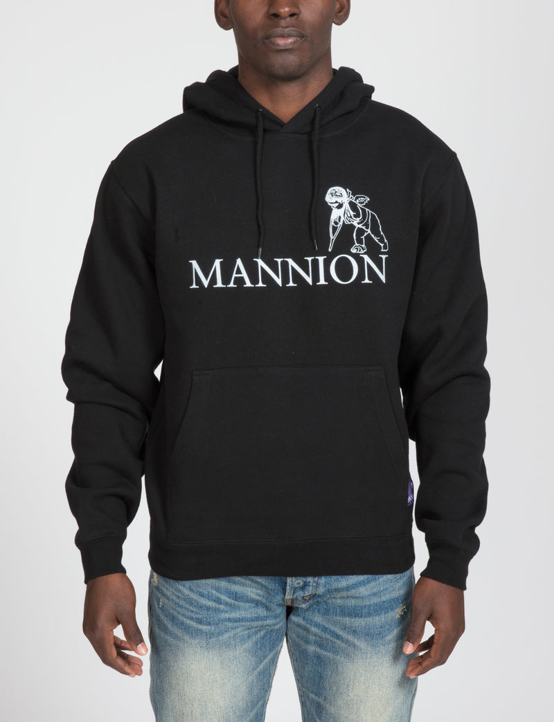 Prps x Jonathan Mannion x Candiani Black Hoodie