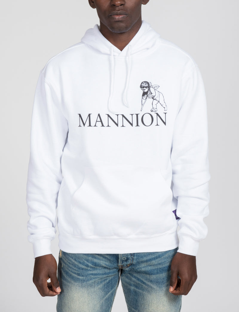 Prps x Jonathan Mannion x Candiani White Hoodie