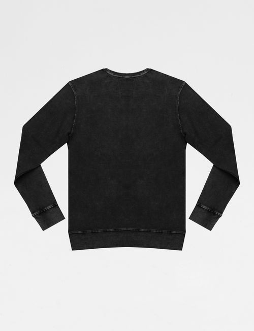 Prps - L/S Waffle Knit Pullover - Shirt - Prps