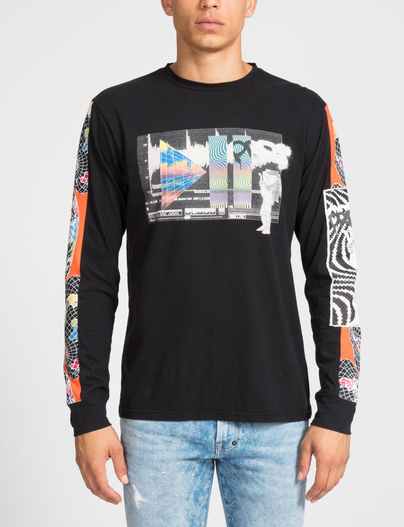 Prps - Play Pause LS Tee - Tee - Prps