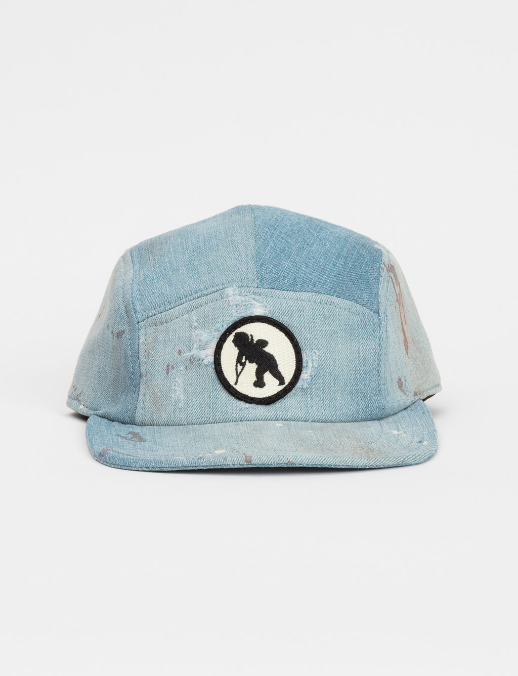 Prps - Bleach Wash Denim Hat - Hat - Prps