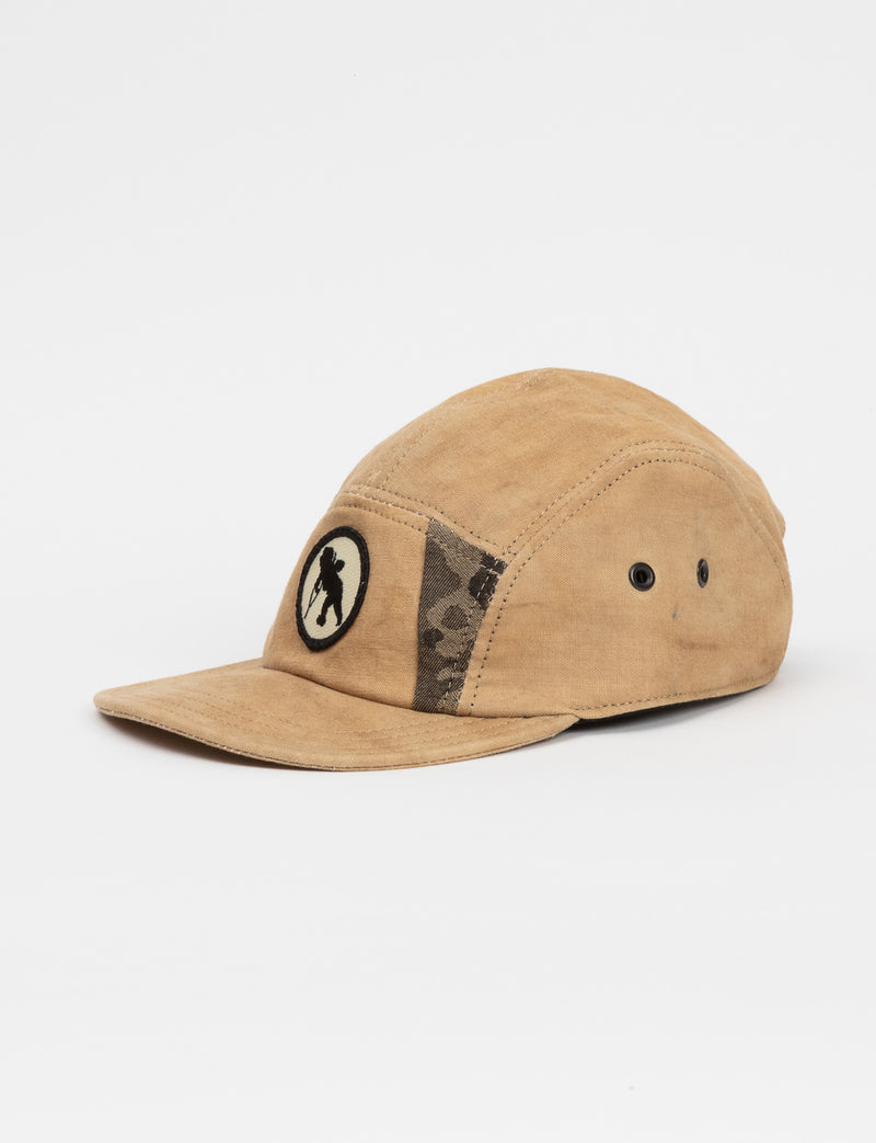 Prps - Japanese Twill & Camo Hat - Hat - Prps
