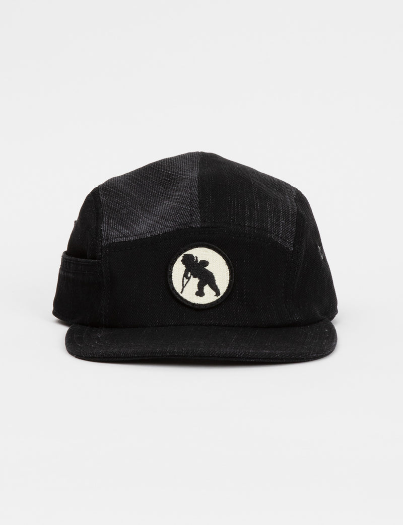 Prps - Black Denim Hat - Hat - Prps
