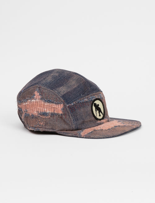 Prps - Orange OD Denim Hat - Hat - Prps