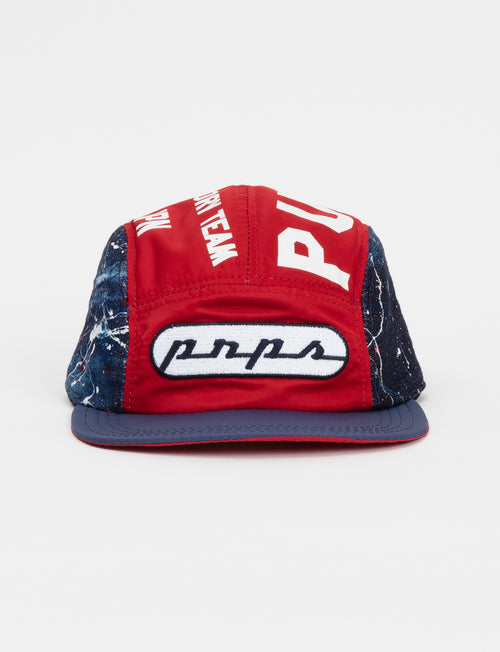 Prps - Denim/Nylon Racer Hat - Hat - Prps