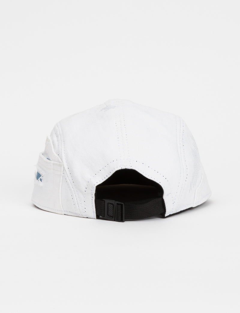 Prps - White/Indigo Denim Hat - Hat - Prps