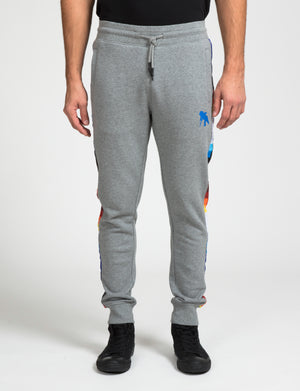 Prps - Pixelated Stripe Jogger - Pant - Prps