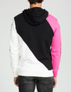 Prps - Asymetrical Colorblock Hoodie - Hoodies & Sweaters - Prps