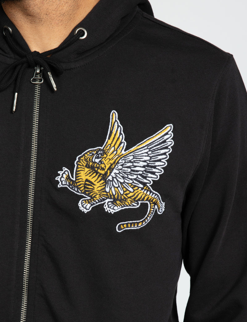 Prps x August McGregor Flying Tiger Hoodie