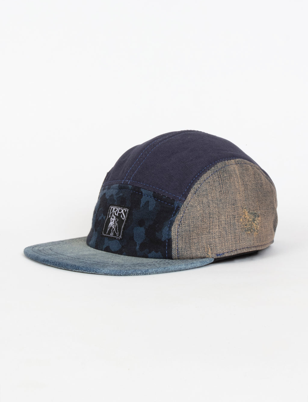 Prps - Japanese Camo/Orange OD Hat - Hat - Prps