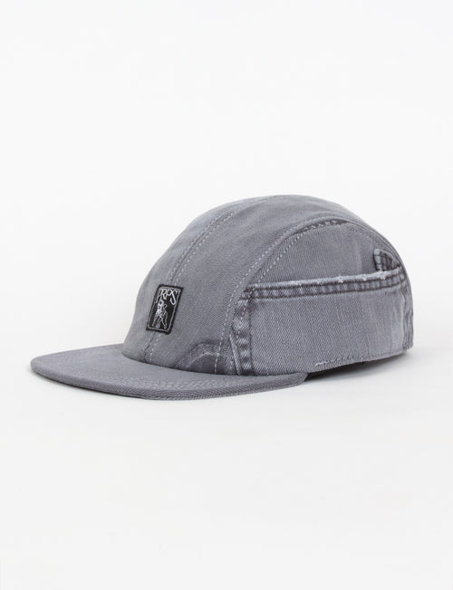 Prps - Charcoal Denim Hat - Hat - Prps