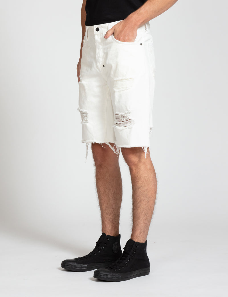 Prps - Washed Denim Shorts - Shorts - Prps