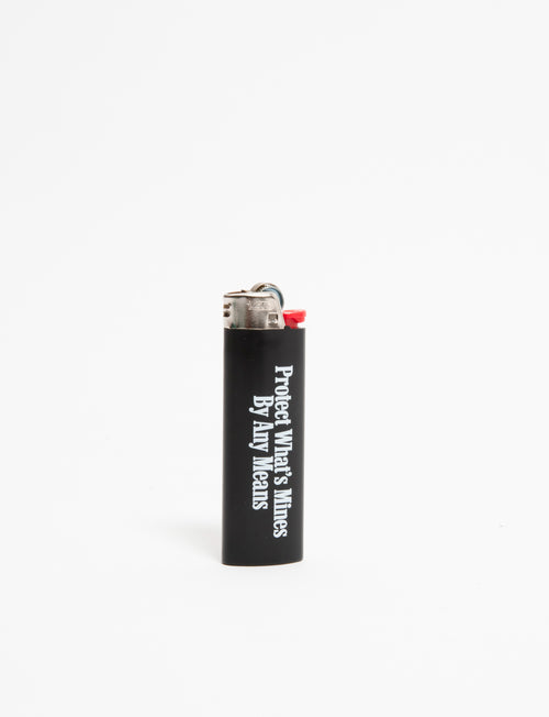 Protect What's Mine Lighter