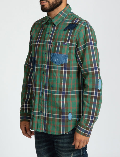 Wilton Plaid Shirt