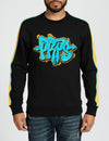 Standish Graffiti Crewneck