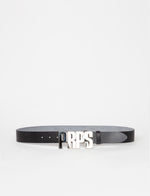 Block Logo Belt
