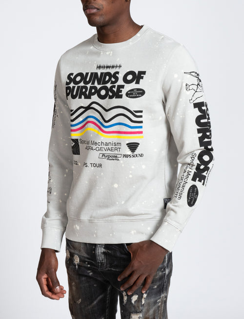 Sounds of Purpose Pullover