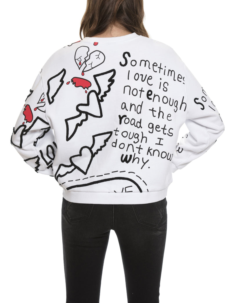 Prps | Love Note Sweatshirt - Pullover