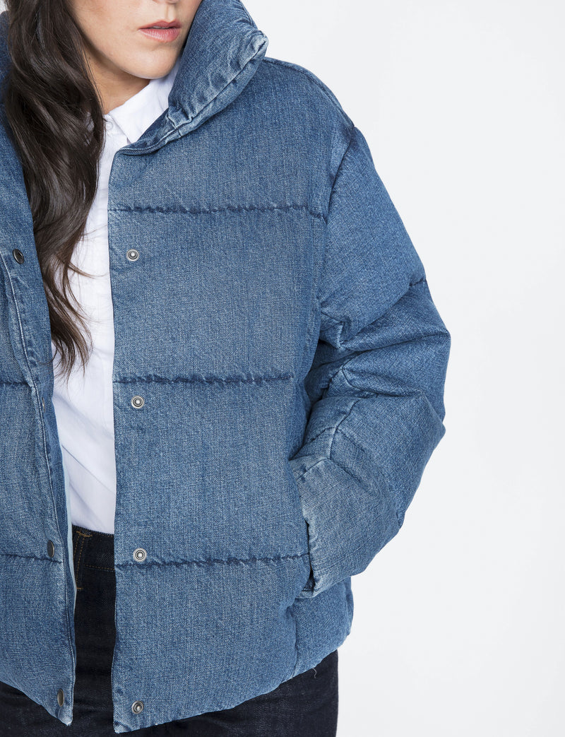 Prps | Quilted Denim Jacket - Jacket
