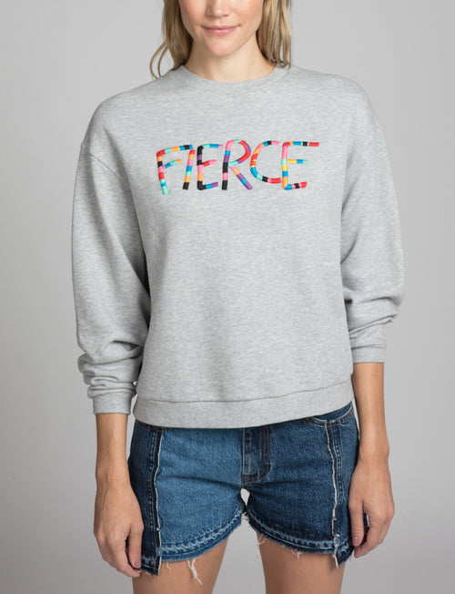 Prps - Fierce Boxy Pullover - Pullover - Prps