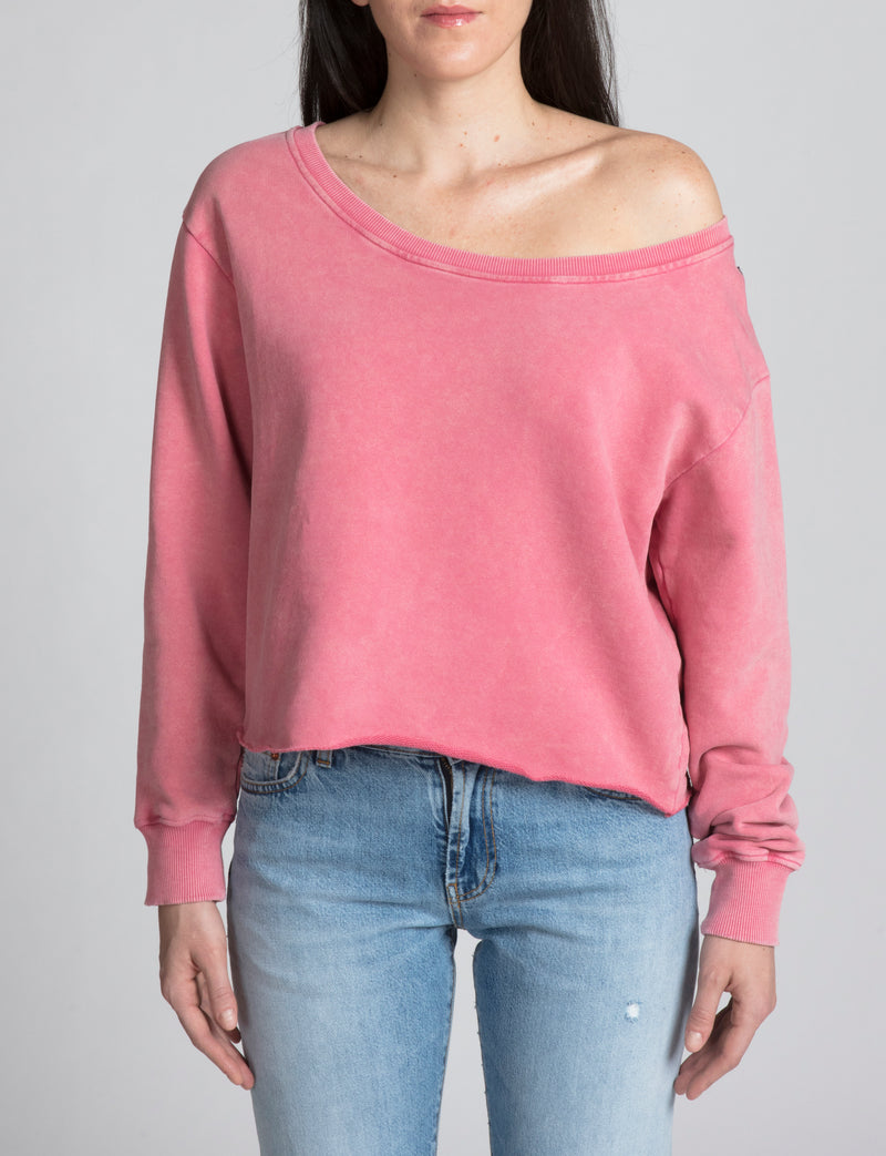 Off The Shoulder Pullover